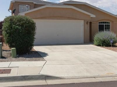 Albuquerque Single Family Home For Sale: 10515 Country Manor Place NW