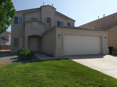 Rio Rancho Single Family Home For Sale: 1403 Laguna Court NE
