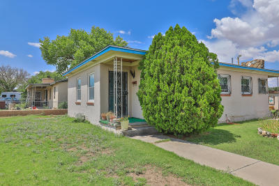 Valencia County Single Family Home For Sale: 1002 Santa Anita Drive