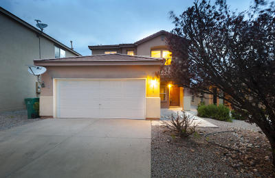 Rio Rancho Single Family Home For Sale: 3413 Marino Drive SE