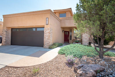 Albuquerque Single Family Home For Sale: 1012 Calle Garza NE