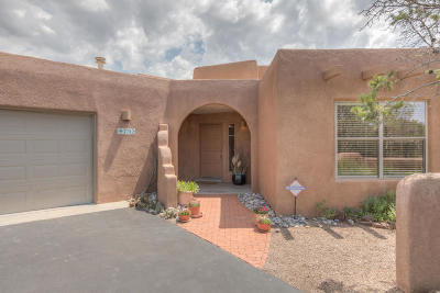 Albuquerque NM Single Family Home For Sale: $365,000