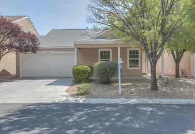 Albuquerque Single Family Home For Sale: 10604 Miera Drive NW