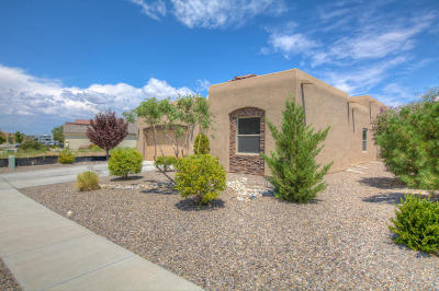 Rio Rancho Single Family Home For Sale: 1626 Lark Drive NE
