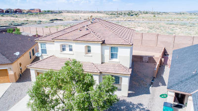 Rio Rancho Single Family Home For Sale: 6009 Crownpoint Drive NE