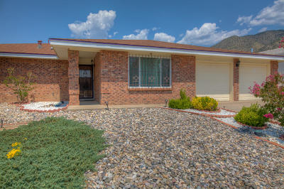 Albuquerque Single Family Home For Sale: 13013 Bear Dancer Trail NE