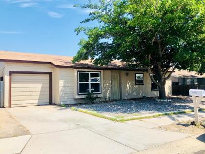 Albuquerque Single Family Home For Sale: 9305 Rhonda Street SW