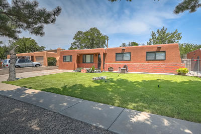 Albuquerque Single Family Home For Sale: 5865 Avenida La Barranca