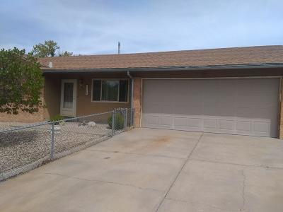 Single Family Home For Sale: 6309 Belcher Avenue NE