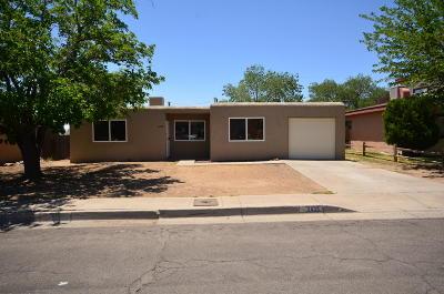 Single Family Home For Sale: 4605 Norma Drive NE