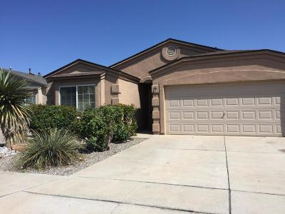 Albuquerque Single Family Home For Sale: 6815 Paese Place NW