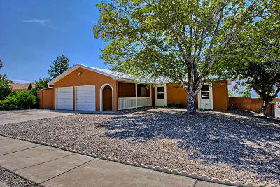Albuquerque NM Single Family Home For Sale: $259,500