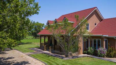 Valencia County Single Family Home For Sale: 84 Edmundo Road