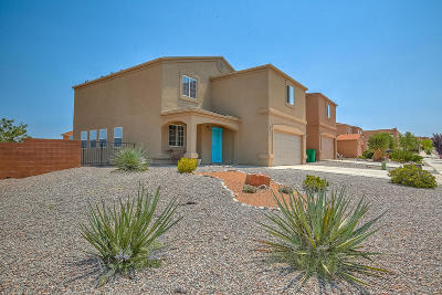 Rio Rancho Single Family Home For Sale: 1952 Sierra Norte Loop NE