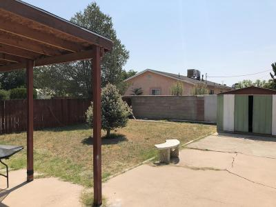 Albuquerque Single Family Home For Sale: 359 57th Street NW