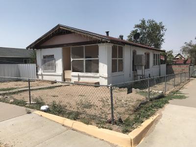 Albuquerque Multi Family Home For Sale: 1101 Walter Street SE