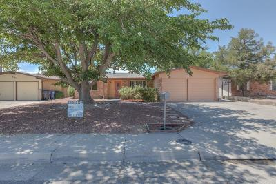 Single Family Home For Sale: 6103 Barnhart Street NE