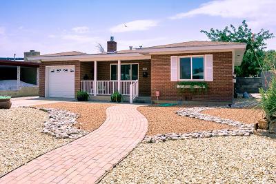 Albuquerque Single Family Home For Sale: 4740 Trumbull Avenue SE