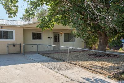 Albuquerque Single Family Home For Sale: 213 Glorieta Street NE