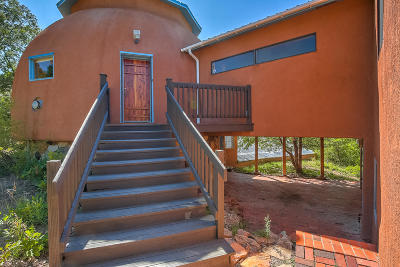 Tijeras Single Family Home For Sale: 15 Little Dipper Road