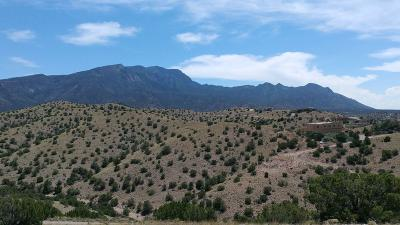 Placitas Residential Lots & Land For Sale: Camino Alto
