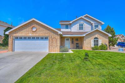 Albuquerque Single Family Home For Sale: 6909 Eastford Place NE