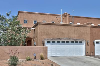 Albuquerque Attached For Sale: 1205 Don Francisco Place NW