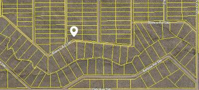 Rio Rancho Residential Lots & Land For Sale: 1814 24th Street SW