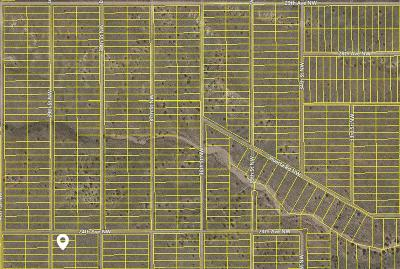 Rio Rancho Residential Lots & Land For Sale: 39th St NW Avenue NW