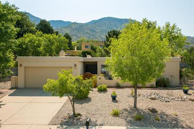 Albuquerque Single Family Home For Sale: 4412 Magnolia Drive NE
