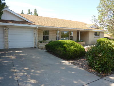 Albuquerque Single Family Home For Sale: 10000 Hendrix Court NE