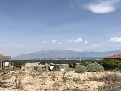 Albuquerque Residential Lots & Land For Sale: Cliffside SW