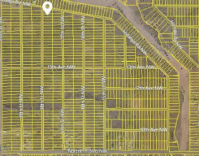 Rio Rancho Residential Lots & Land For Sale: 18th Street NW