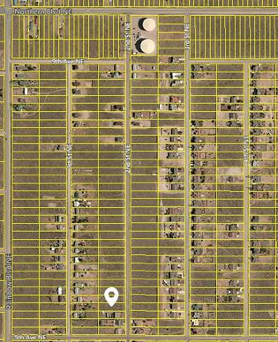 Rio Rancho Residential Lots & Land For Sale: 2nd Street NE