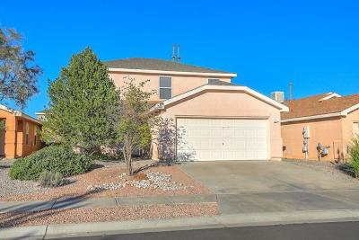 Albuquerque NM Single Family Home For Sale: $190,000