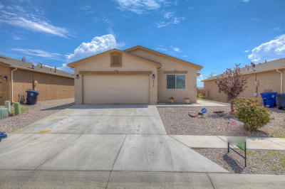 Albuquerque NM Single Family Home For Sale: $173,900