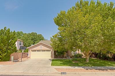 Albuquerque Single Family Home For Sale: 4319 Rancho Grande Place NW