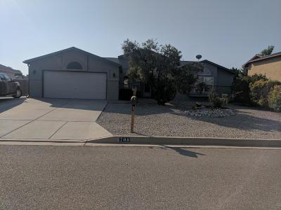 Rio Rancho NM Single Family Home For Sale: $225,000