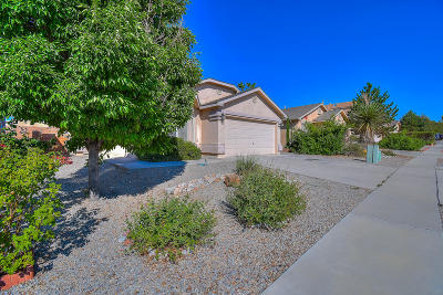 Albuquerque Single Family Home For Sale: 2409 Meadow Gate Trail SW