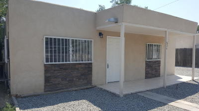 Albuquerque Single Family Home For Sale: 624 Chama Street SE