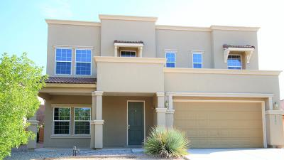 Rio Rancho Single Family Home For Sale: 6041 Crownpoint Drive