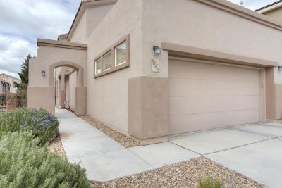 Rio Rancho Single Family Home For Sale: 2647 Violeta Circle SE