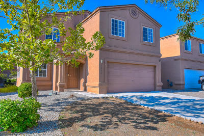 Rio Rancho Single Family Home For Sale: 1856 Gallinas Road NE