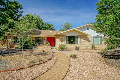 Albuquerque Single Family Home For Sale: 2305 Dietz Farm Road NW