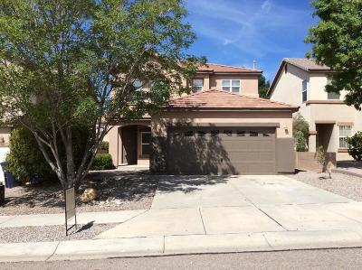 Albuquerque Single Family Home For Sale: 7705 Del Mar Street NE