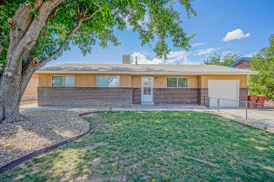 Bernalillo Single Family Home For Sale: 543 Rio Grande Drive