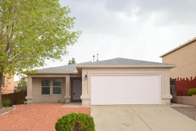Albuquerque Single Family Home For Sale: 5340 Feather Rock Place NW
