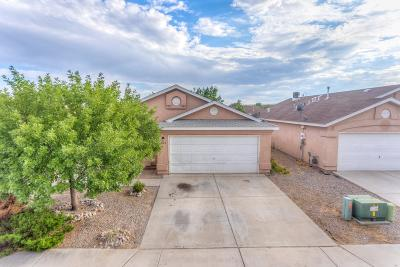 Albuquerque Single Family Home For Sale: 8800 Silverado Avenue SW