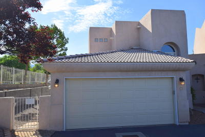 Attached For Sale: 9701 Layton Place NE #A