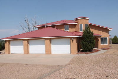 Albuquerque Single Family Home For Sale: 3920 Gun Club Road SW